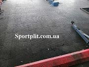 Резиновая плитка для промышленных помещений Бровары