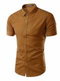 Продам рубашку новую мужскую с коротким рукавом доставка из г.Николаев