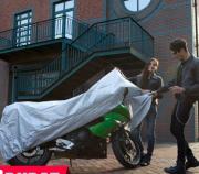 Чехол для мотоцикла непромокаемый 140 на 240 доставка из г.Лисичанск
