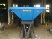 РМГ-4, РУМ 4- Разбрасыватель минеральных удобрений ,Песка,Мела,Отсев доставка из г.Запорожье
