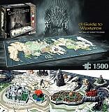 Пазлы 3D Игра Престолов Game of Thrones Киев