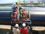 Строительство сетей различного назначения полиэтиленовой трубой. Херсон