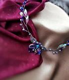 Эльфийская ветвь- налобное украшение, тикка, веночек, ободок доставка из г.Луцк