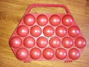 Продам лоток переносной для яиц 20шт хорошее состояние доставка из г.Николаев