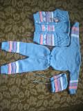 Костюм-четверка новый детский унисекс штаны,свитер,жилет,шапка доставка из г.Николаев