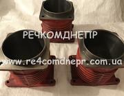 Цилиндр низкого давления 32.00.00.01-039 на компрессор ПК 5,25 доставка из г.Берислав