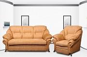 Комплект Мягкой мебели Хамер 3+1+1 (Диван +2 кресла) доставка из г.Киев