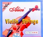 Продам струны для скрипки Alice новые на 1/8,1/4,1/2,3/4,4/4 доставка из г.Николаев