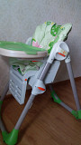 Стульчик для кормления Chicco Polly 2in1 Highchair доставка из г.Киев