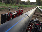 Строительство водогонов полиэтиленовой трубой . доставка из г.Херсон