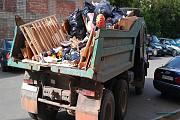 Вывоз строительного и бытового мусора Киев