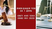 Быстро ликвидировать ООО в Киеве. Экспресс-ликвидация бизнеса Киев. Киев