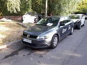Водитель такси на авто компании Киев